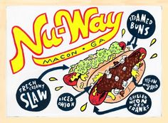 Hot Dog of the Week: Nu-Way Weiners in Macon, Georgia