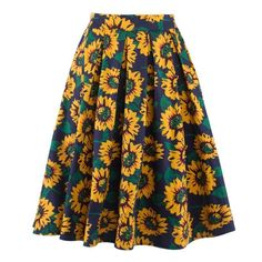 Cheap pleated skirt, Buy Quality vintage skirt directly from China swing skirt Suppliers: Tonval Floral Print Vintage Skirts Womens High Waist Retro Pleated Skirt Femme Summer Casual Saias Midi Swing Skirt Lila Rock, Casual Elegant Style, Women's Casual, Midi Flare Skirt, Skater Skirt, Midi Skirts, Floral Skirts, Long Skirts, Flared Skirt
