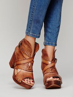 Free People Rendering Crochet Clog, $168.00