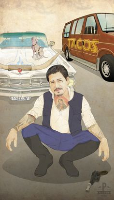 """Han Cholo"" by Keith P. Rein"