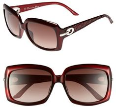 0ba03e9788a Christian Dior  My Lady 6  57mm Square Sunglasses Lady Dior