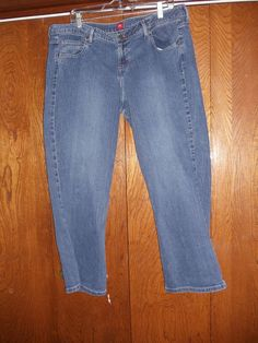Mossimo Stretch Women's Blue Jeans size 22 #Mossimo #BootCut