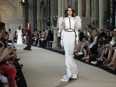 2012 High Fashion in Paris