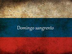 Domingo sangrento  Revolução Russa. Prof. Altair Aguilar