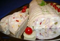 Hungarian Recipes, Viera, Easter Crafts, Jelly, Sushi, Food And Drink, Chips, Gluten Free, Pudding