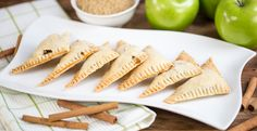 Harvest Apple Pie Pockets