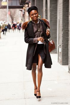 THE AFRICAN FASHIONISTA: Oroma Elewa: African Style Icon