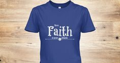 Have Faith in Your Dreams - one of my favorite sayings and reminders!