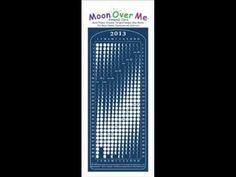 Lunar Moon Calendar 2013 - YouTube #lunar_moon_calendar_2013
