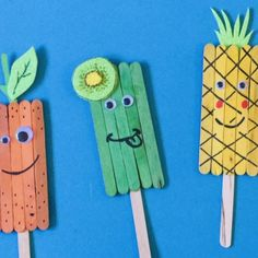Triangle, Letters, Fruit, Projects, Kids, Crafts, Poem, Manualidades, Paper Mache