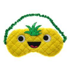 Plush Pineapple Eyemask