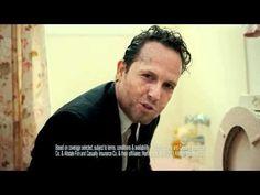Mayhem- Toilet [HD] with Dean Winters