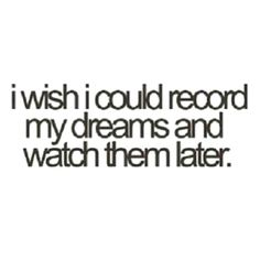That would be amazing!