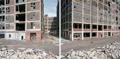 JEFF BROUWS - Discarded Landscape 29, Detroit, Michigan