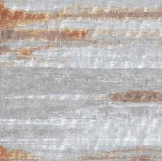 Rust - Fjord, Solstys Collection, hand-knotted carpets