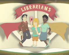 "Flocabulary - Ode to Librarians. ""This song teaches students about the Library Media Specialist at their school. What do librarians do? How can they help you research? Learn all that and more with this educational rap ode."" Librarian friends--if you don't already have one, get yourself a cape!!"