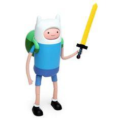 """Adventure Time 10"""" Super Posable Action Figures"""