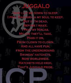 Icp Tattoos, What Is A Juggalo, Juggalo Family, Hopsin, Insane Clown Posse, Strange Music, Bonnie Clyde, My Canvas, Way Of Life