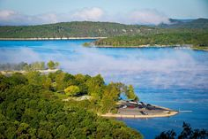 Surrounded by oak and hickory trees, scenic Table Rock Lake is the centerpiece of Branson's great outdoors, with hiking trails, water recreation, fishing, camping and picnic sites.