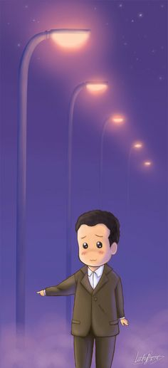 Adrian Monk. This fan art is adorable!