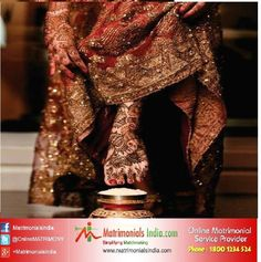 When the Marriage ceremony is over the Bride is ceremonially taken to the Groom's home for Griha Pravesh (entering the house for the first time). Here, the in-laws give the bride a warm welcome.  Where should a Couple ideally live after Marriage?? 1) With Groom's Family | 2) With Bride's Family  #Matrimonialsindia #MatrimonialsindiaTips #MatrimonialsindiaSurvey