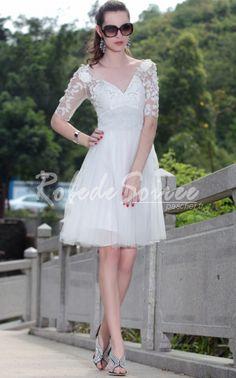 Blanc complexe des robes de soirée Gulei Si V [DRESS05190015] - €109.52 : Robe de Soirée Pas Cher,Robe de Cocktail Pas Cher,Robe de Mariage,Robe de Soirée Cocktail.