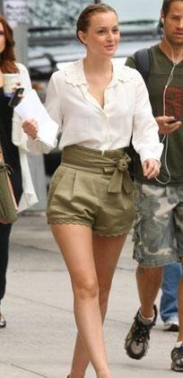 Shorts – Chloé 2009