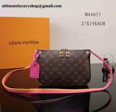 269f35fc6 Authentic Quality Perfect 1:1 Mirror Replica Louis Vuitton Lorette Monogram  Canvas