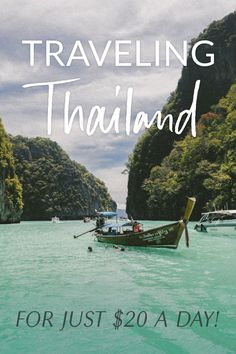 Budget Travel - How to Travel Thailand on $20 a Day • The Blonde Abroad Hawaii Travel, Asia Travel, Italy Travel, Thailand Travel Guide, Croatia Travel, Bangkok Thailand, Las Vegas Trip, Las Vegas Hotels, Nightlife Travel