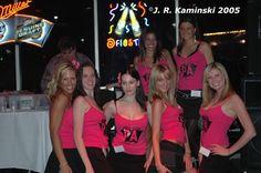 Boardwalk/Tequila Willies Promotion in 2005