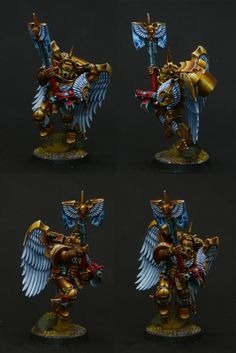 HopeRiver's Valley: Blood Angels Sanguinary Guard