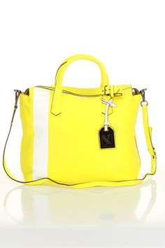 Reed Krakoff Yellow Bag.
