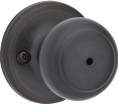 Kwikset Cove Venetian Bronze Bed/Bath Knob - Google Search