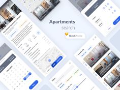 Sketch App free sources, Apartments Search App resource, for Sketch App. Mobile App Ui, Mobile App Design, Victorian London, User Interface Design, Show And Tell, Studio, Design Inspiration, Apartments, Search