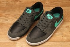 cheap for discount 5d9a9 0b2d8 Nike SB Paul Rodriguez 7 Dark Base Grey   Crystal Mint   Black £64.95