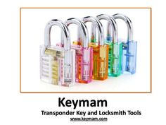 At Keymam find the great deal for transponder key, lock pick tools, lock pick set and air bag wedgen. They are the best wholesaler and manufacture of locksmith tools based in China.