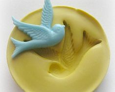 Silicone Molds Polymer Clay Molds Fondant Molds Resin by WhysperFairy Diy Jewelry Etsy, Diy Jewelry Findings, Jewelry Ideas, Handmade Jewelry, Fondant Molds, Clay Molds, Scented Wax Melts, Resin Charms, Ceramic Clay