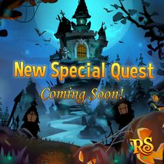 New Special Quest is Coming Soon! Play Now!  http://t.funplus.com/trenfpo  It's almost time for Halloween! A New Special Quest is coming SOON!   Do you have any guesses? Share them with us in the comments and stay tuned!   Click Like & Share if you are curious to know! #RoyalStoryTwitter
