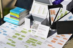 Design Pattern Business Cards by Michael Kappel, via Flickr
