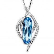 "Halskette ""Venedig"" mit großem Swarovski® Kristall"