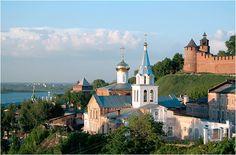 This'll be my city this summer! Nizhniy Novogord, Russia.