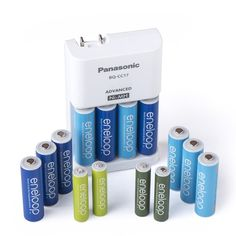 10x AA  4x AAA Eneloop Rechargeable Batteries w/ Charger $27.98 at Amazon #LavaHot http://www.lavahotdeals.com/us/cheap/10x-aa-4x-aaa-eneloop-rechargeable-batteries-charger/154207?utm_source=pinterest&utm_medium=rss&utm_campaign=at_lavahotdealsus