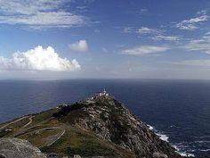 #Finisterre  #LitaPalas (es): La inmensa suerte de nacer en una ciudad muy hermosa.