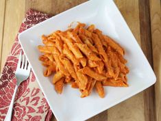 This is honestly a recipe I'm a little embarrassed to even call a recipe. But it's pretty awesome. And INCREDIBLY easy. And so that's why I am sharing it! 3 ingredients required: pasta, pasta sauce…