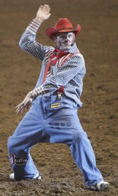 65 Best Rodeo Clowns Images In 2013 Clowns Rodeo Rodeo