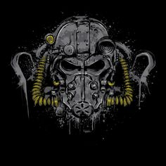 T-60 Power Armor - NeatoShop