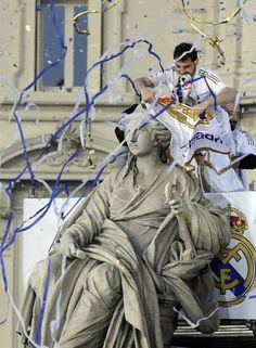 Y Casillas visitó a la diosa