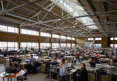 Kieran Timberlake  Daylight  Workstations