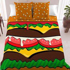 Sonhando com hambúrgueres!