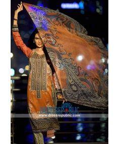 HSY Lawn 2015 Stitched Pakistani Designer Suits Online